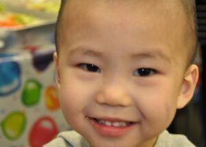 Smiling Happy Toddler